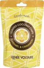 """Kokoschips """"Cinnamon & Caramel"""" 40g - 60% rabatt"""