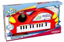 Elektronisk keyboard M/ lys