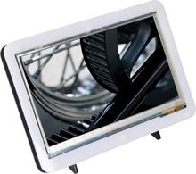 Joy-it RB-LCD-7-2Case Display-höje Lämplig för: Raspberry Pi Vit