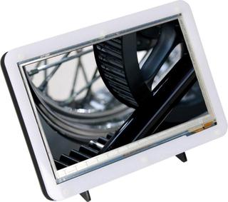 Joy-it RB-LCD-7-2Case Display-kabinet Passer til: Raspberry Pi Hvid