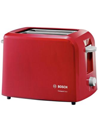 Brødrister Bosch rød