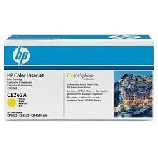 HP CE262A (HP648A) Lasertoner - CE262A Original - Gul 11000 sider