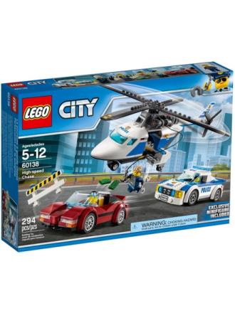 City 60138 Jagt i høj fart - Proshop