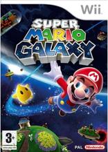 Super Mario Galaxy - Wii - Action