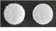 Velcro selvklæbende hvid 2 cm, 12-dele