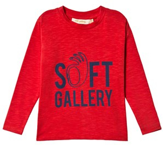 Soft Gallery Belami Tröja Soft Hand Mars Red 8 years