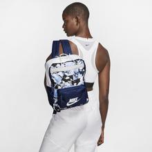 Nike Tanjun Printed Backpack - Blue