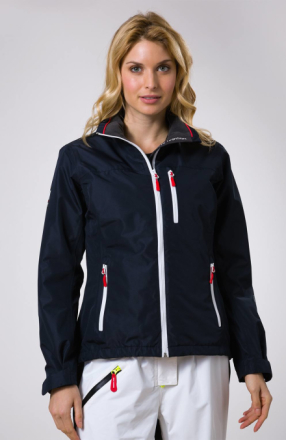 Crew Midlayer Women's Jacket Navy XL