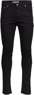 Sicko Black Skinny Jeans Sort Just Junkies