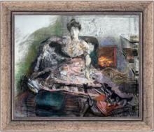 Steve Art Gallery Med ram Arter the concert:nadezhda,Mikhail Vrubel,61x51cm
