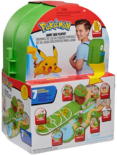 Carry case playset -