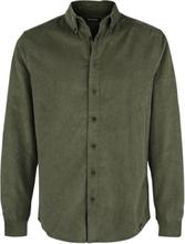 Shine Original - Tobias -Langermet skjorte - olivengrønn