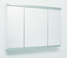 IDO Glow spegelskåp, bredd 90 cm - Vit