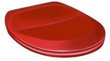 Gustavsberg Care 3060 toalettsits - Röd
