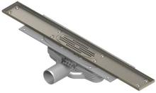 Purus Line för klinkergolv, 50 mm lågt sidoutlopp - 900 mm