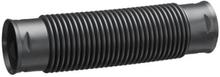 Flexböj 0-90°, dränering, svart, 110 mm