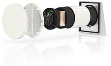 Pax Mistral iV14R ventilation med värmeåtervinning