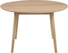 Hugo runda matbord i ek (Leverans från V 33, 2020)