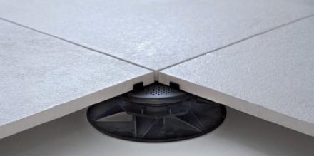 granitkeramik plaster 20mm grå 20mm