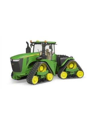 John Deere 9620 RX with track belts