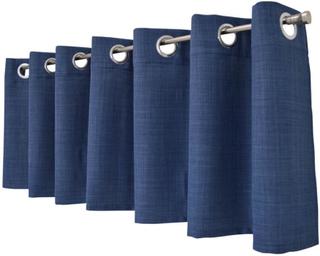 Arvidssons Textil ~ Spektra öljettkappa blå