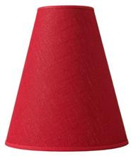 Trafik Carolin lampskärm, Röd