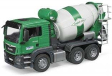 MAN TGS Cement mixer