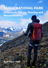Sarek National Park Guide Book - Hiking, Running And Mountaineering