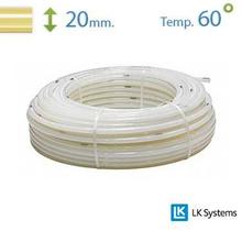LK Systems Pexrör 20 mm - 500 m - 6 bar/60°C