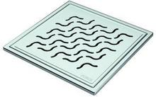 Purus Designsil/Klinkerram - Wave Dim. 155x155 mm