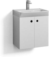 Svedbergs Intro Møbelpakke 50 x 35 cm m/Låger, Hvid mat