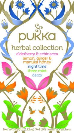PUKKA - Herbal Collection Tea