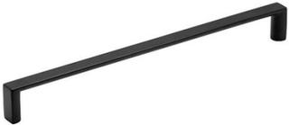 Gustavsberg svart handtag H4, cc 224 mm - bredd 232 mm