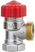 TA Calypso TRV-3 radiatorventil vinkel DN10