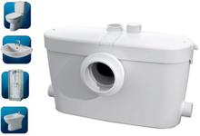 Saniflo SaniAccess 3 malpump för ett helt duschrum