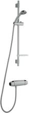 FM Mattsson 9000E duschpaket med 40 c/c duschblandare och duschset