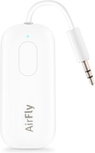Twelve South AirFly Pro Transmitter til AirPods / Trådløse Høretelefoner - Hvid