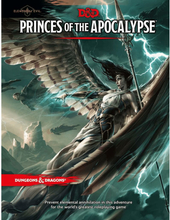 EurekaShop Dungeons & Dragons RPG - Princes of the Apocalypse