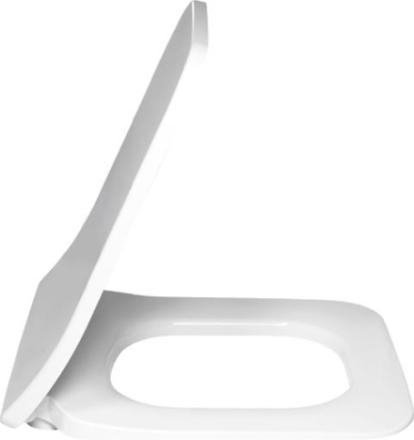 Villeroy & Boch Legato Wrap toalettsits m/Soft close & Quick-release - Vit