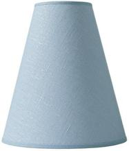 Trafik Carolin lampskärm, Ljusblå