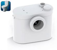 Saniflo Up avloppspump till anslutning av en golvstående toalett
