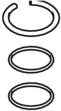 Damixa O-ring till blandare före 01-10-2010