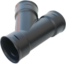 Grenrör 110 mm x 45°