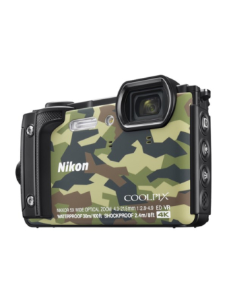Coolpix W300 - Camouflage