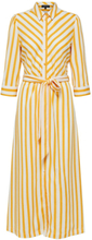SELECTED Maxi - Shirt Dress Women Orange