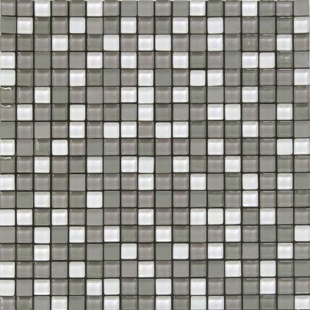 mosaik fix grey grå (självhäftande)