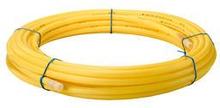 Kabelskyddsrör, släta, SNR, gula, 50/45 mm x 50 m