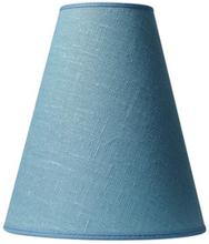 Trafik Carolin lampskärm, Turkosblå