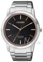 Citizen AW2024-81E Musta/Titaani Ø41 mm