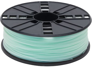 Luxorparts PLA-filament for 3D-skriver 1,75 mm Glow In The Dark Blå